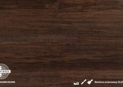 bambus prasowany click oldbrand lakierowany heblowany