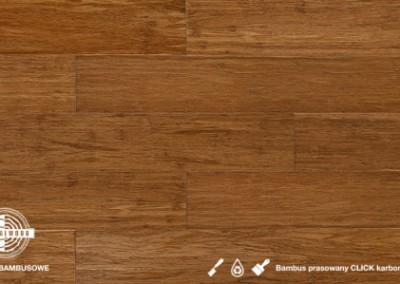 bambus prasowany szczotkowany olejowany karbon